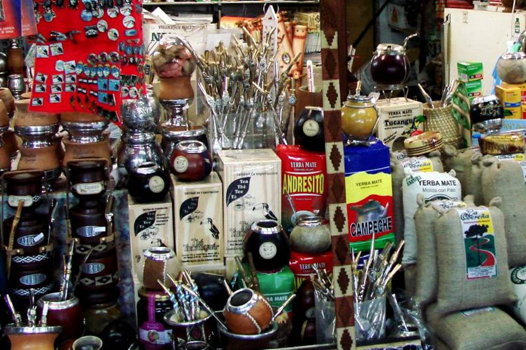 Mate is a social drink enjoyed among friends and family, particularly in Argentina and Uruguay