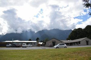 Fox Glacier Village New Zealand