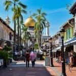 Singapore multiculturalism Arab Quarter