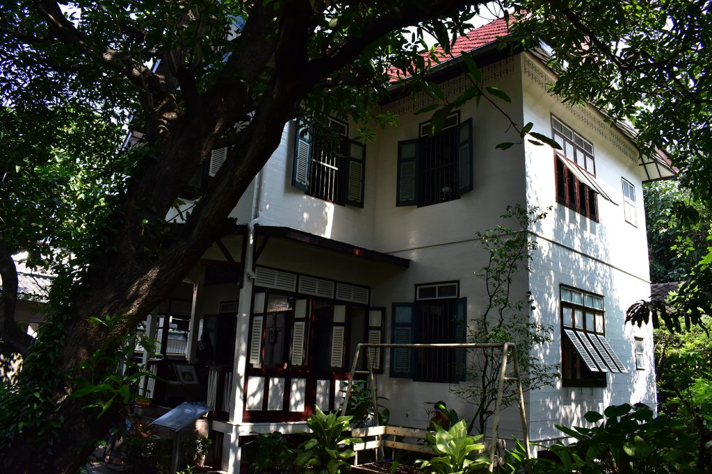 The Bangkokian Museum is a window into the city's high society in the early 20th century