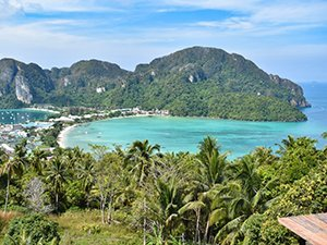 Koh Phi Phi prices