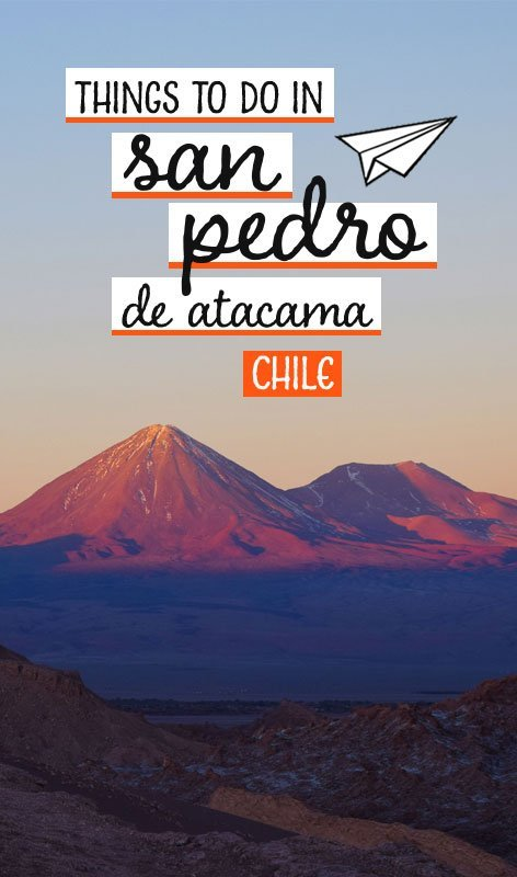Looking for some awesome things to do in San Pedro de Atacama, Chile? Here are some ideas just for you, from stargazing to cycling to secret desert parties. Chile travel | Atacama Desert stargazing | Chile itinerary