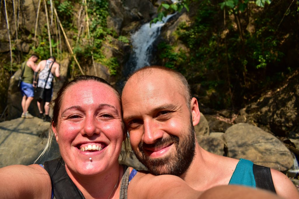 Chiang Mai trekking: seeking waterfalls off the beaten track