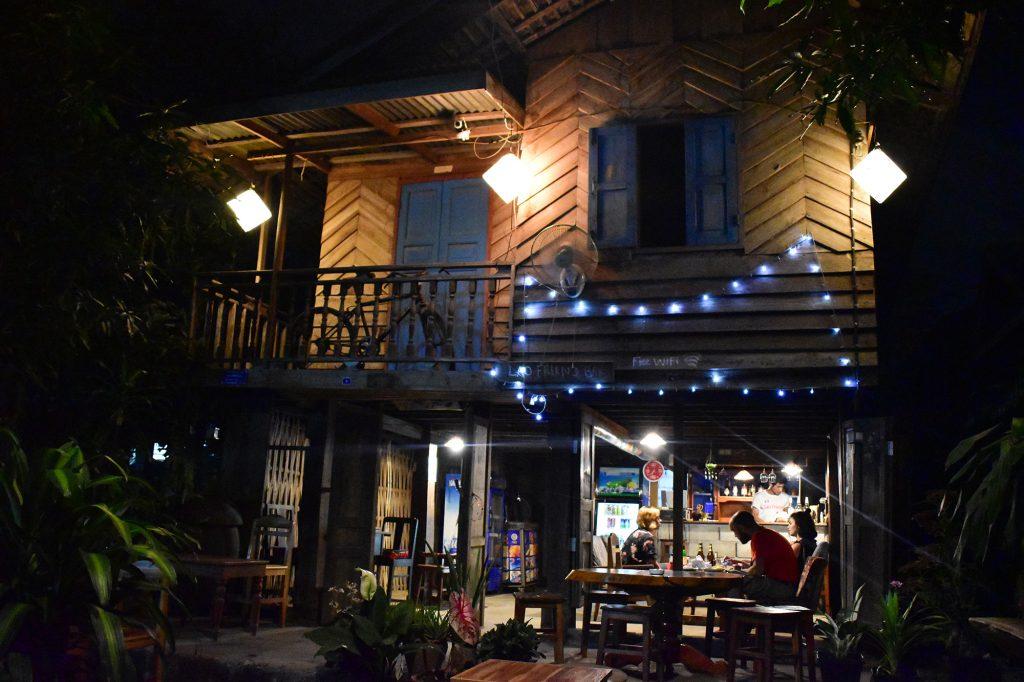 Lao Friend Bar, Luang Prabang, Laos