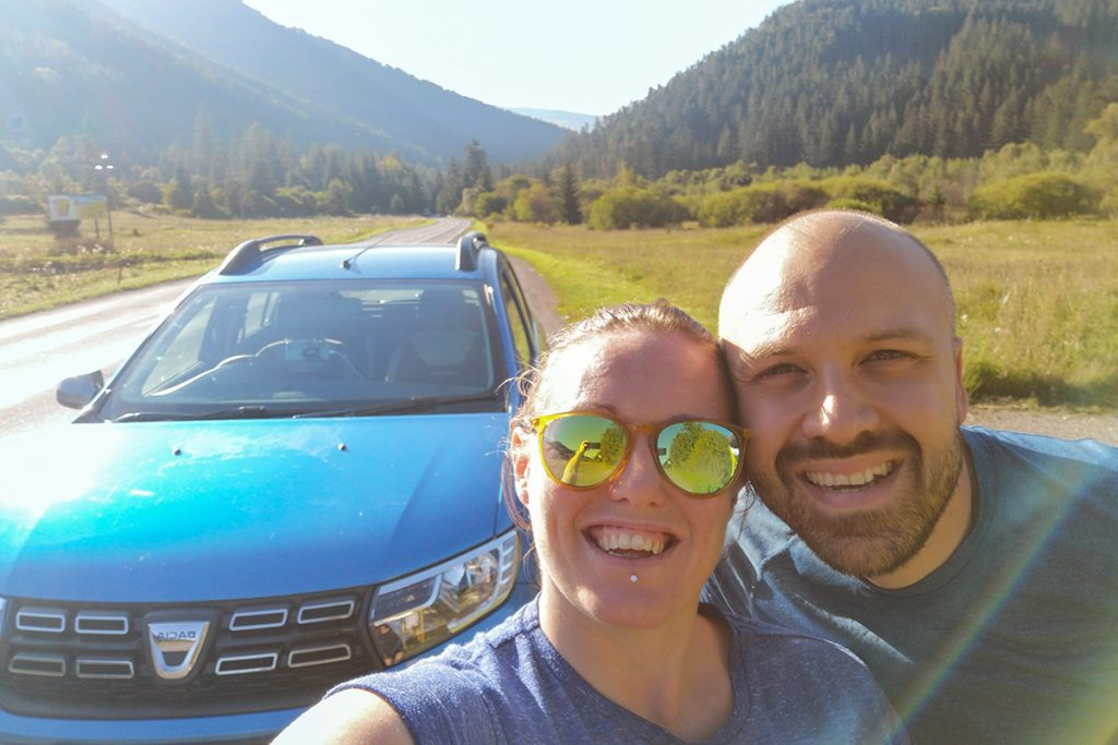 We took a short break in Slovakia a few weeks after returning home from travel
