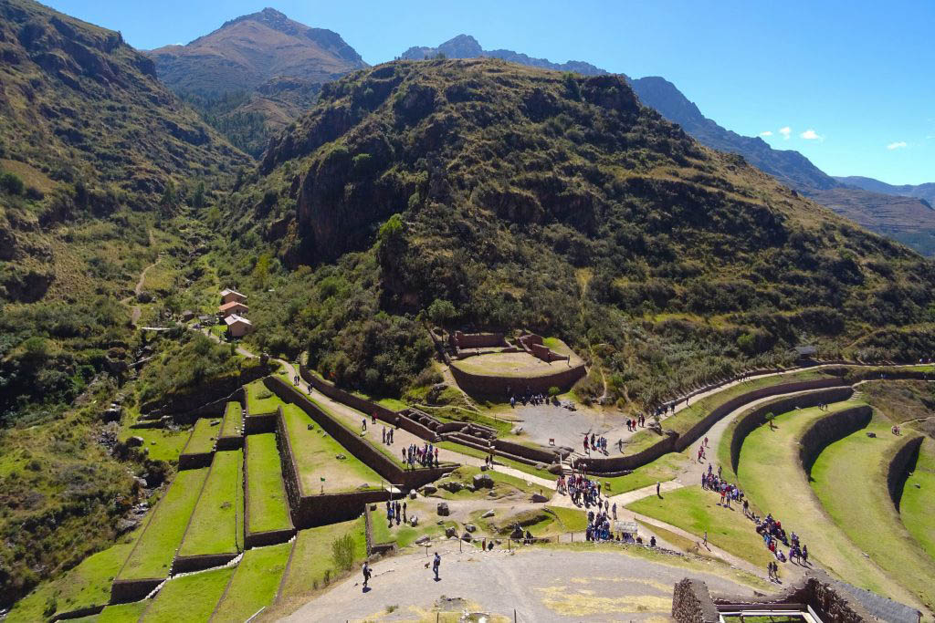Things to do in Cusco: Pisac Ruins in the Sacred Valley