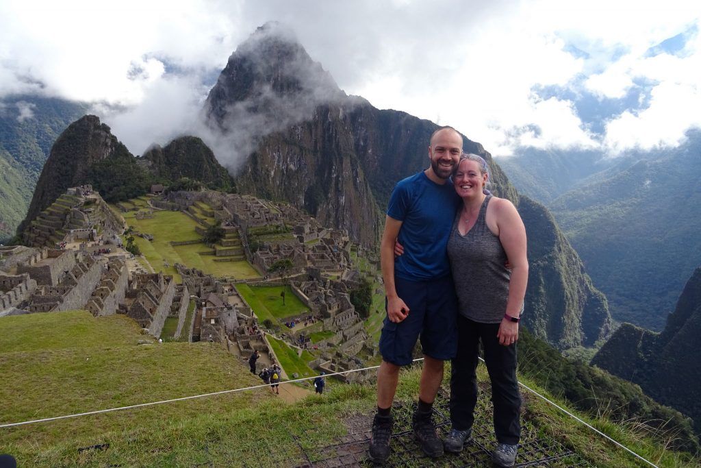 The Inca Trail to Machu Picchu was one of our unforgettable travel experiences