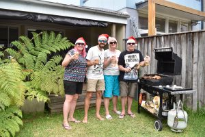 Sydney family Christmas