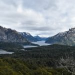 The panorama view from Cerro Llao Llao is one of the most breathtaking sights we witnessed in Patagonia