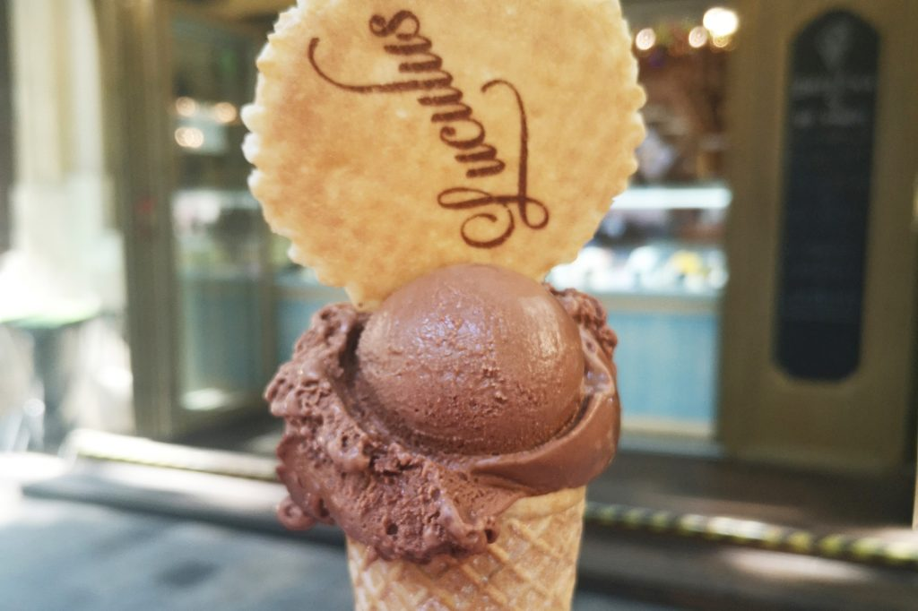 Bratislava is famed for its delicious homemade ice cream