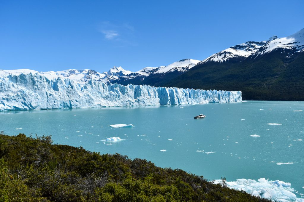 For the mildest weather in Patagonia, visit in the hiking season between September and April