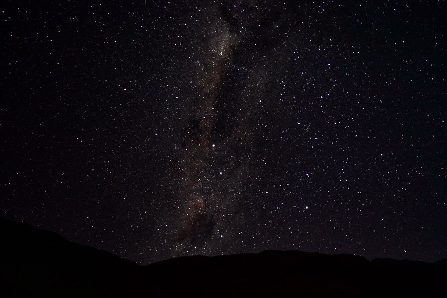 The Elqui Valley is the perfect place to try your hand at astrophotography