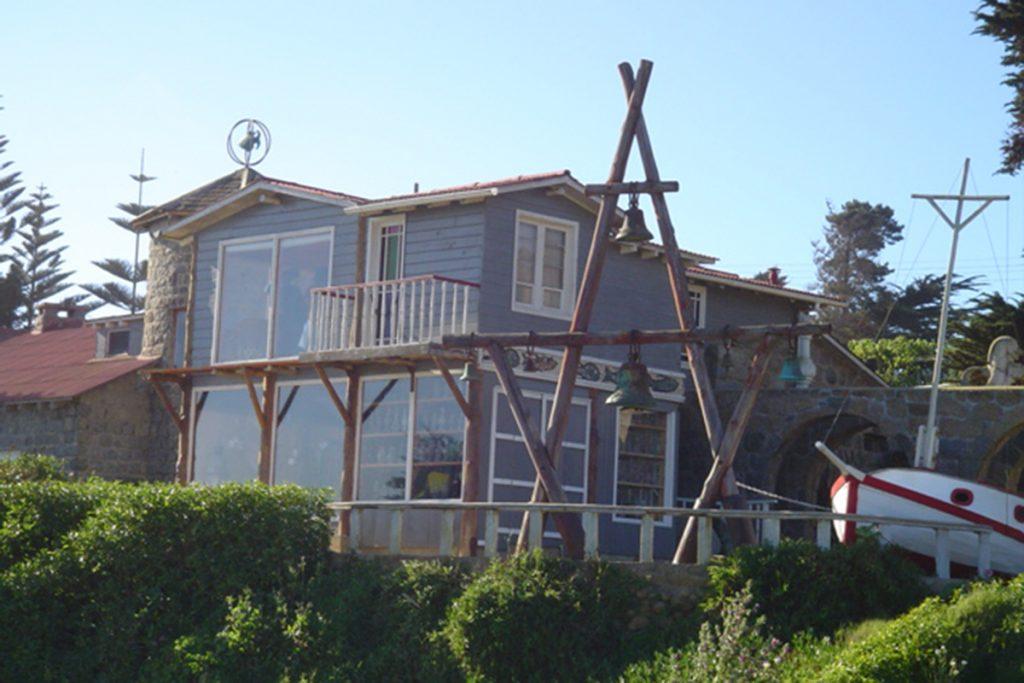 Casa de Neruda Isla Negra