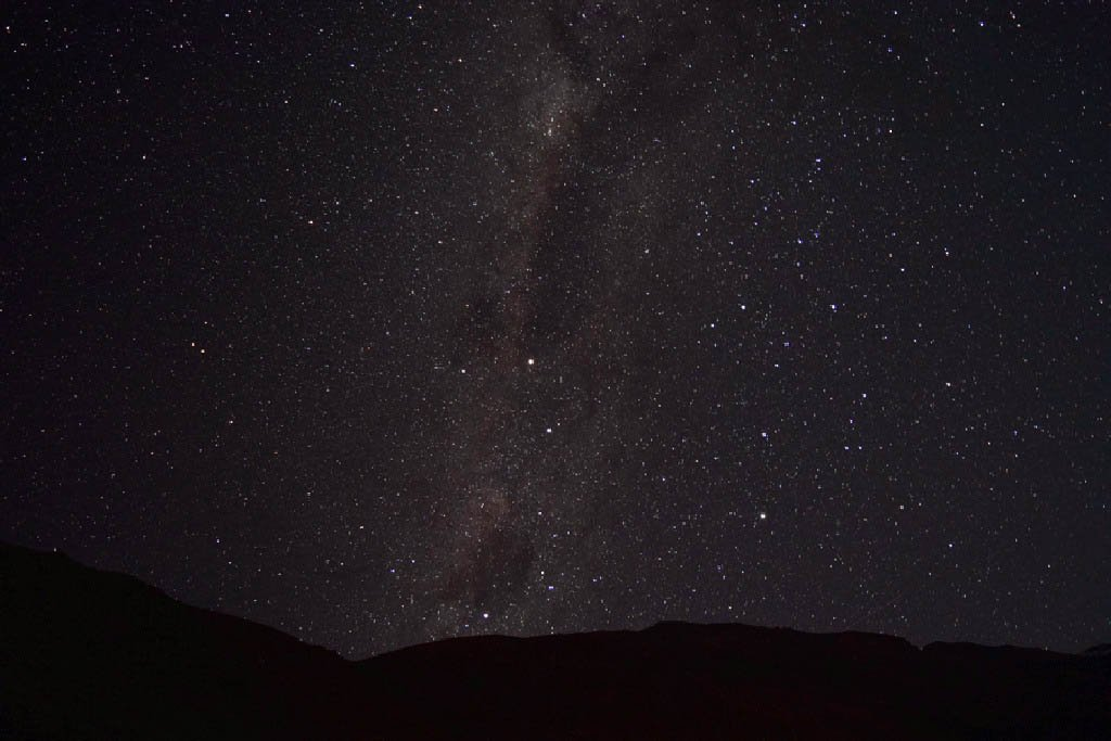 The Elqui Valley was the first place in the world to be designated as an International Dark Sky Sanctuary