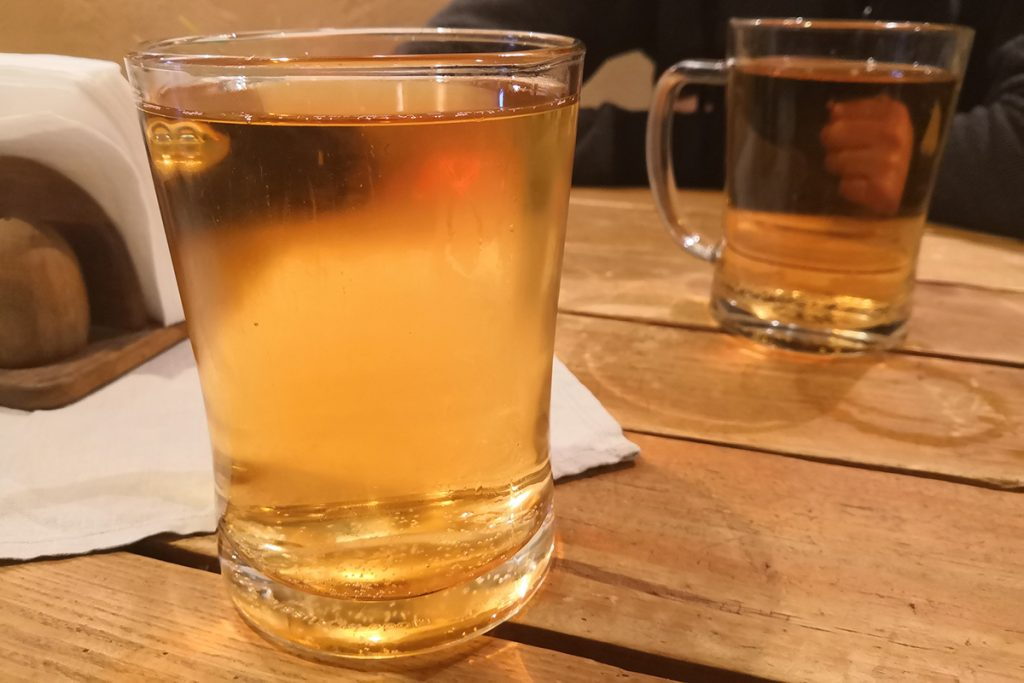 Lithuanian mead is the country's oldest drink, and is today a designated national heritage product