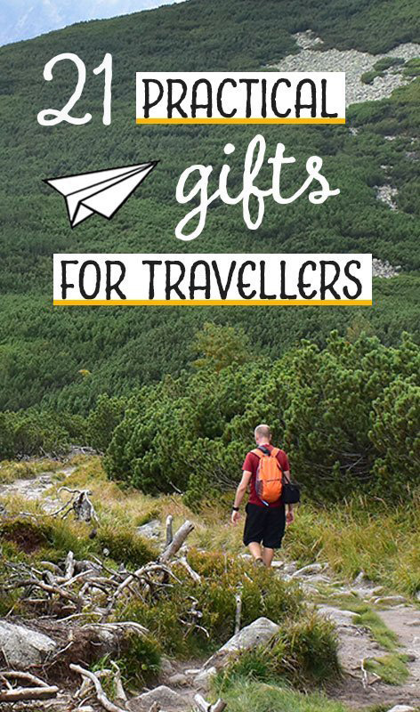Seeking a special gift for the traveller in your life? This list compiles gifts for someone going travelling based on our own experiences on the road. Travel ideas | career gappers blog | travel gifts