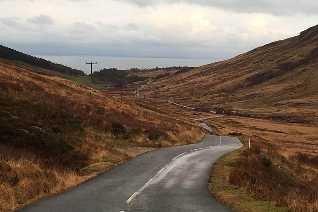 Arran Coastal Route Scotland