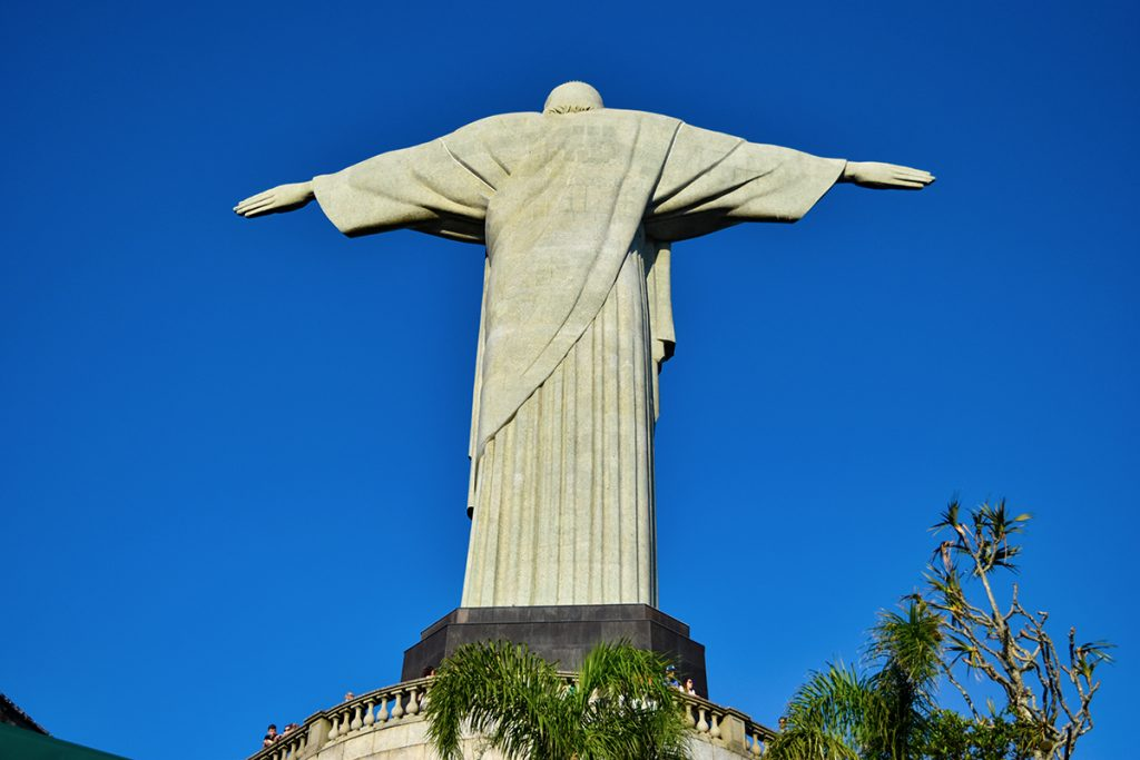 Christ the Redeemer is a must to include in your Rio de Janeiro itinerary