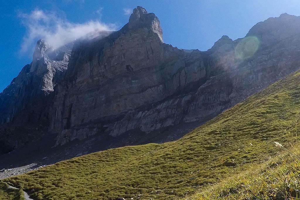 Best hikes in Europe: Eiger Trail Switzerland