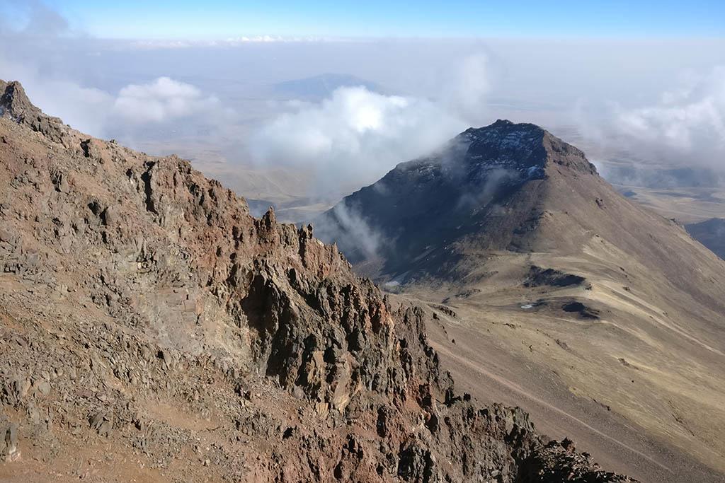 Best hikes in Europe: Mount Aragats Armenia