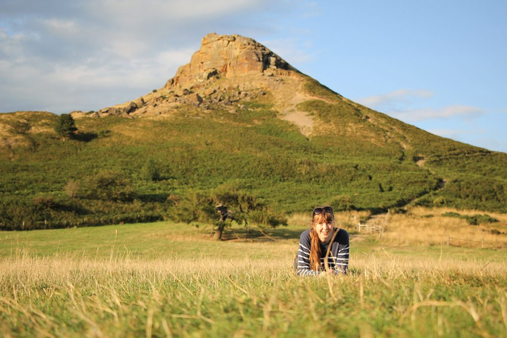 Roseberry Topping England