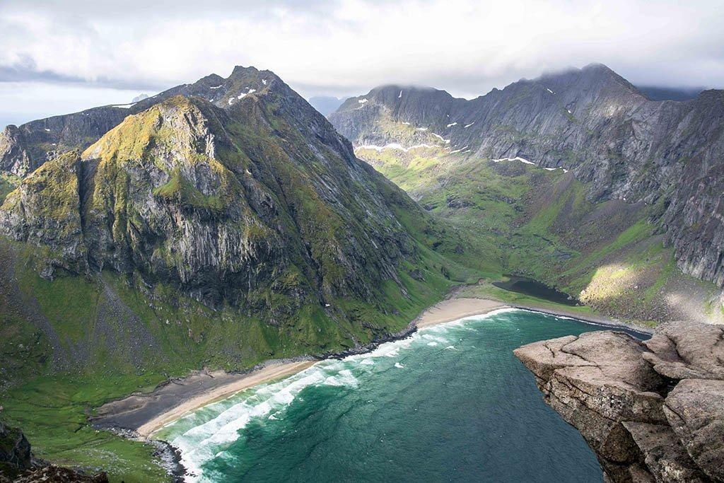 Ryten hike Norway