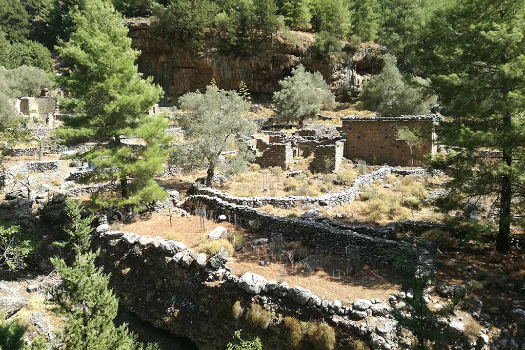 Best hikes in Europe: Samaria Gorge Greece