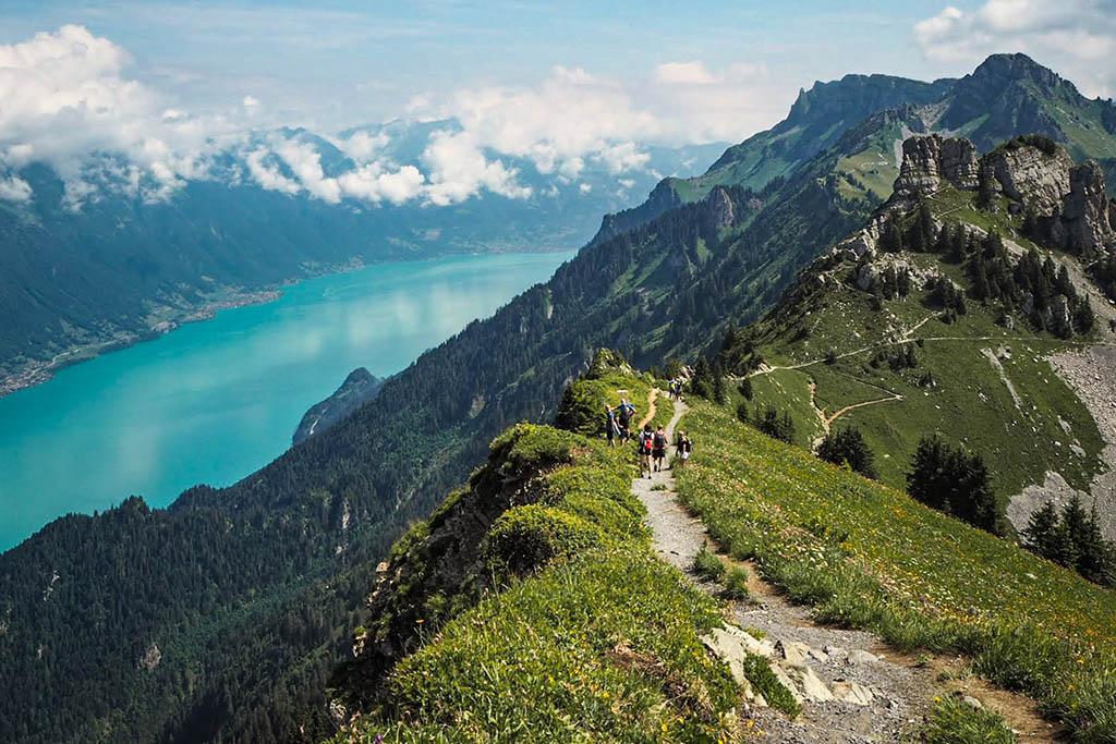 Schynige Platte to First Switzerland