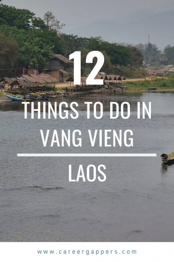 Vang Vieng, Laos, has emerged as one of Southeast Asia's top adventure destinations. These are some of the best things to do in Vang Vieng during your trip. #laos #vangvieng #traveldestinations #itineraries