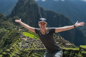 Alisa Howlett Machu Picchu