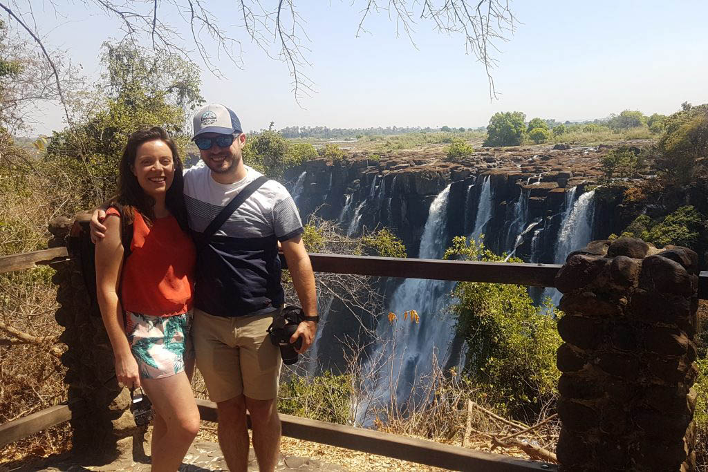 After graduating in law, Sarah Gibbons didn't follow the usual path. She saved for a round-the-world trip, which led to her decision to move to Zambia. #travel #careerbreak #careerchange #moveabroad #liveoverseas