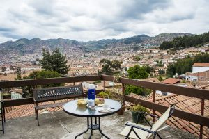 Samay Wasi Youth Hostel is located in the beautiful San Blas district with scenic views over Cusco