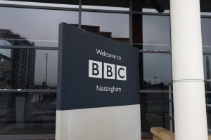 BBC Radio Nottingham offices