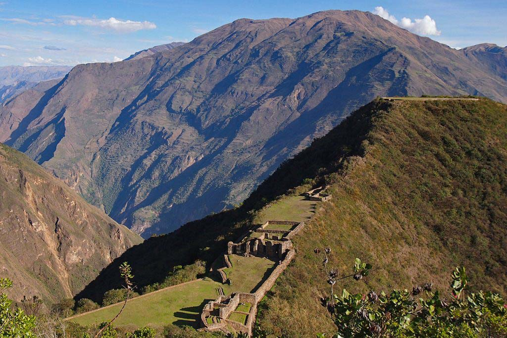 Choquequirao ruin site, Cusco region