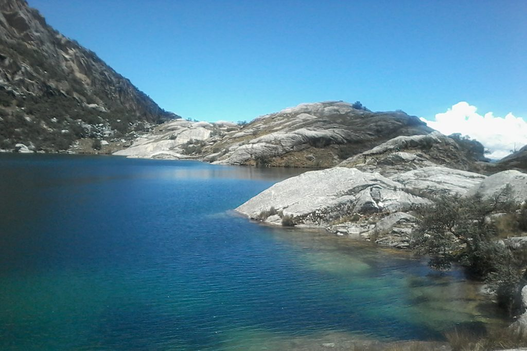 Laguna Churup, Huascarán National Park