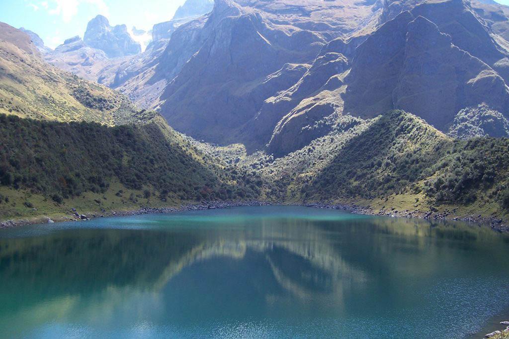 Lagune Uspaccocha, Ampay National Sanctuary