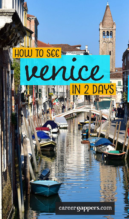This 2-day Venice itinerary details how you can see all of the city's highlights in just 48 hours, with plenty of time built in for rests, food and drink. #venice #visitvenice #venicetravel #veniceitinerary #italytravel