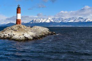 Les Eclaireurs Lighthouse Ushuaia Argentina