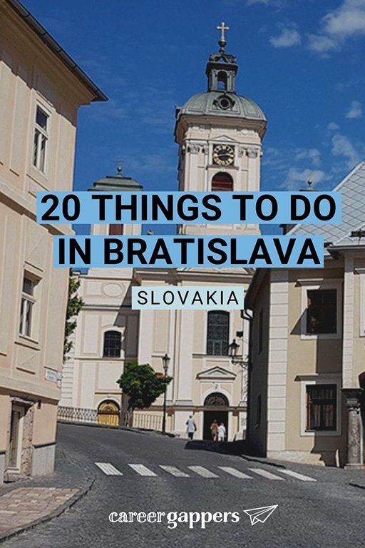 The very best things to do in Bratislava, Slovakia's stunning capital city. Including sightseeing, food and drink, day trips, plus an itinerary for 3 days. #bratislava #slovakia #visitbratislava #citybreaks #slovakiatravel