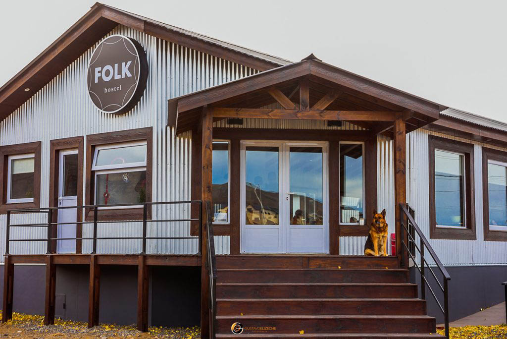 Folk Hostel is one of the very best hostels in El Calafate for quality of facilities