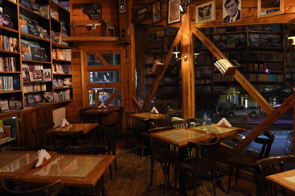 Librobar Borges y A?lvarez El Calafate
