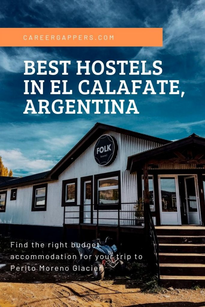 A guide to the very best hostels in El Calafate, Argentina. Choose where to stay with the latest information on prices, facilities and more. #elcalafate #peritomorenoglacier #peritomoreno #besthostels #hostels