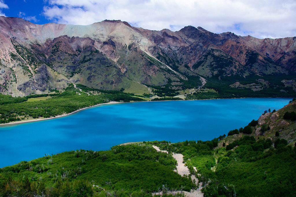 Lago Jeinimeni Patagonia National Park