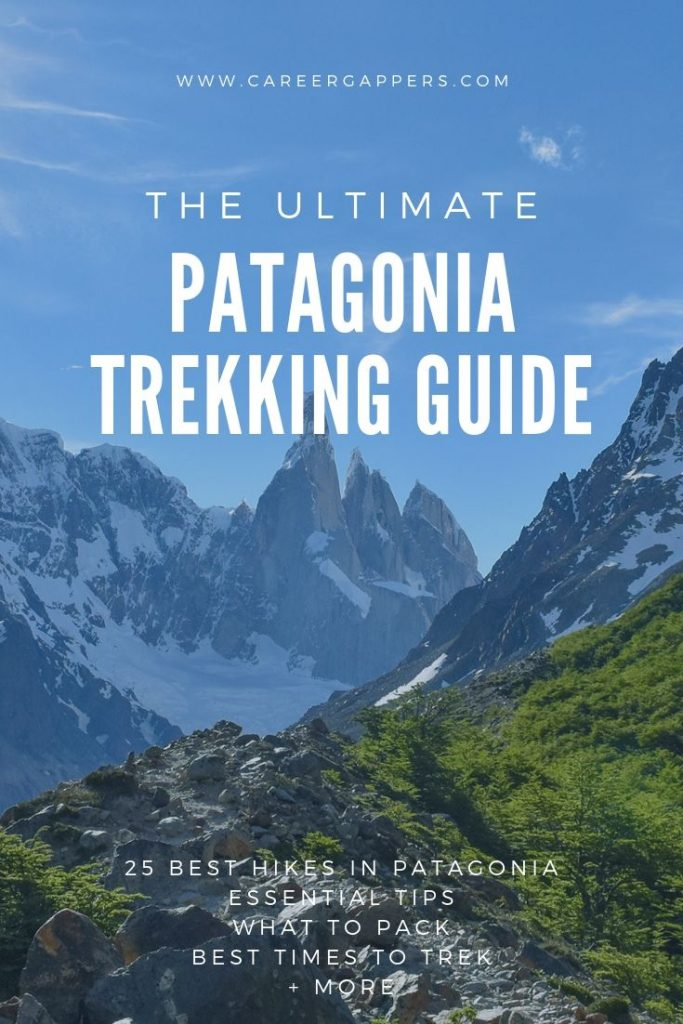 atagonia is home to some of the world's top hiking spots. Our Patagonia trekking guide details the very best trails and all you need to know before you go. #patagonia #patagoniahiking #torresdelpaine #patagoniatrekking #patagoniahikes
