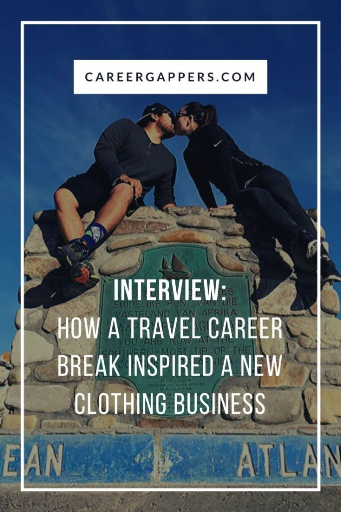 Ashly and Carlos quit their corporate jobs to travel the world. After returning home, Ashly realised her dream by launching her own clothing line. In this interview they tell their story. #sabbatical #careerbreak #travelcareerbreak #quitandtravel #takeabreak