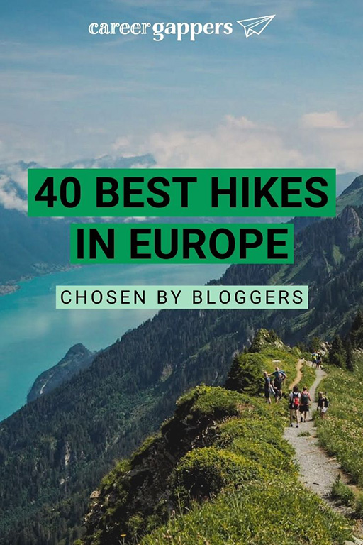 Travel bloggers select the best hikes in Europe, from lofty peaks and glaciers to secluded pools and famous coastal routes. Updated for 2021.