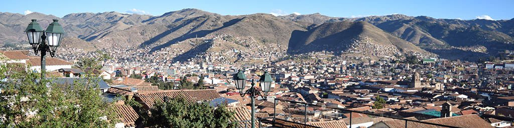 Cusco from San Blas