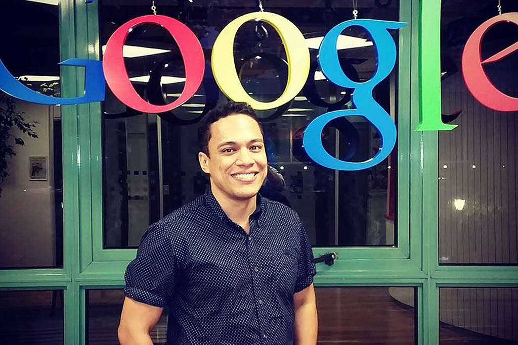 Eddie Zaldivar at Google Argentina