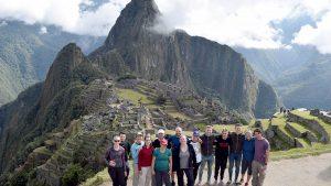 Machu Picchu group G adventures