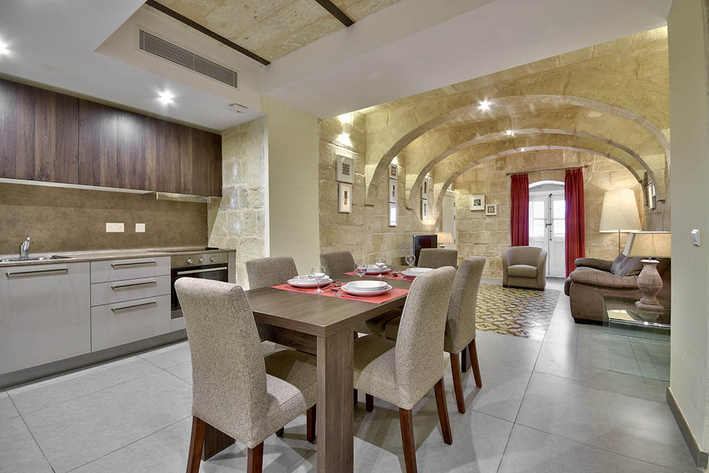Where to stay in Malta: Vallettastay Classic Apartments